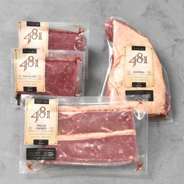 Kit de Carnes Churrasco para a Galera