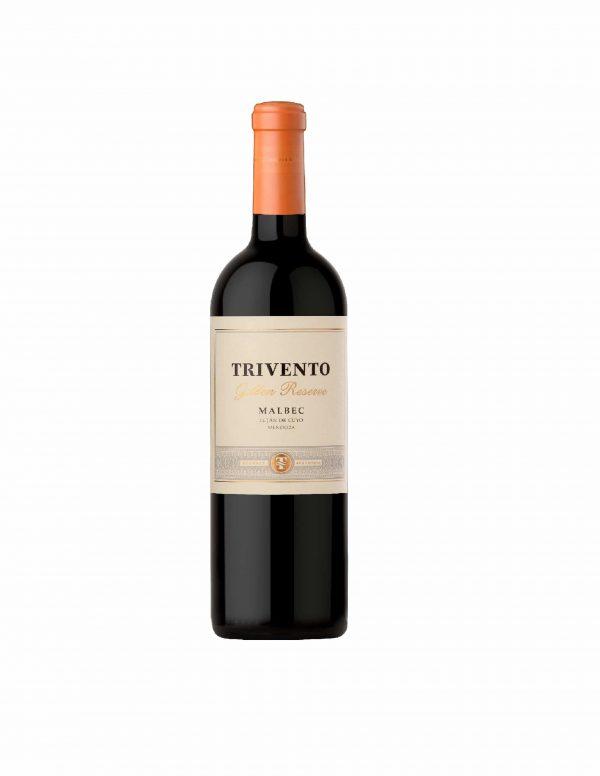 Produzido com uvas dos vinhedos de Luján de Cuya, em Mendoza, o Trivento Golden descansou por 12 meses em barris de carvalho francês. É um vinho doce, com final longo e agradável, e taninos persistentes e vibrantes. Harmoniza com carnes bovinas.