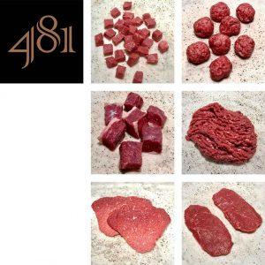 kits de carnes para semana