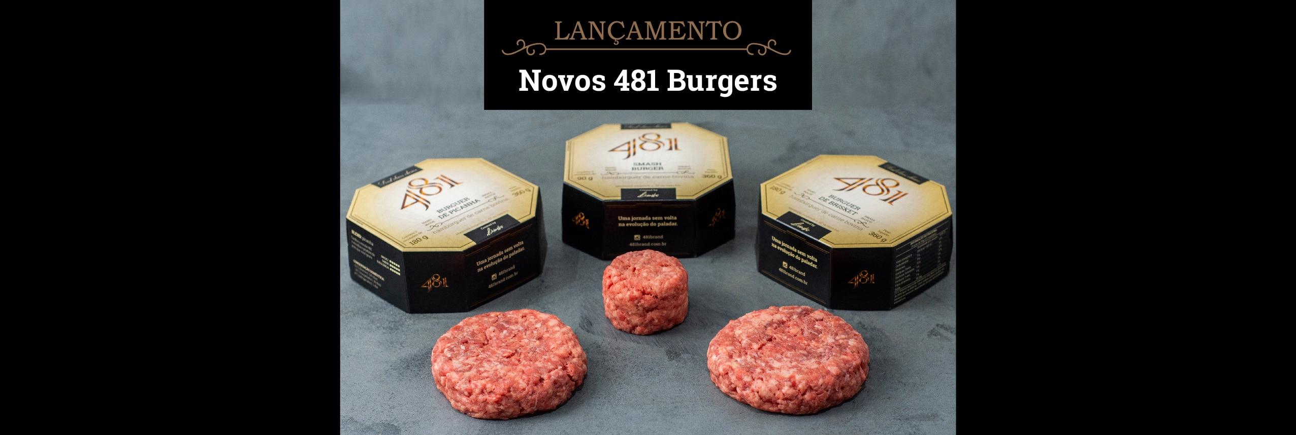 481 Burger | Lançamento