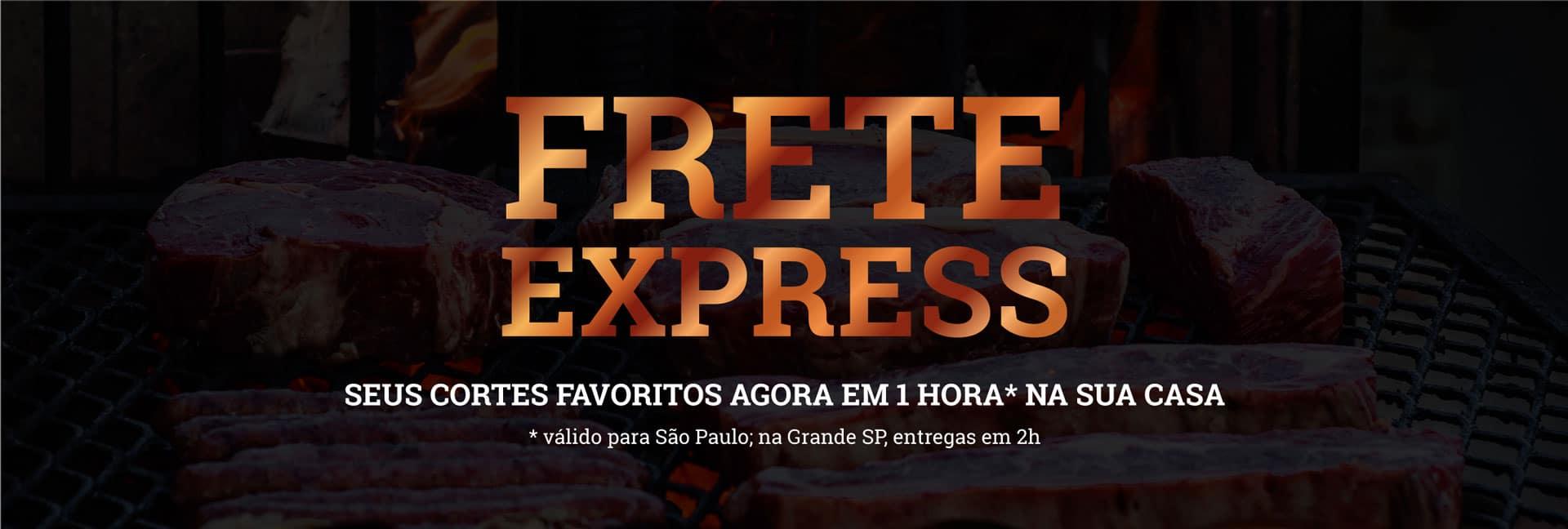 frete express